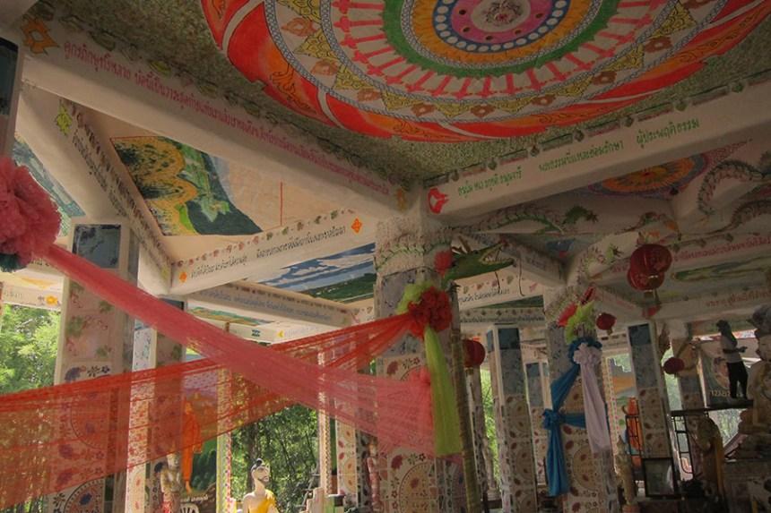 วัดพญานาคราช, Serpent Temple Phrao