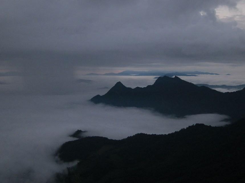 Phu Chi Fa, Northern Thailand,