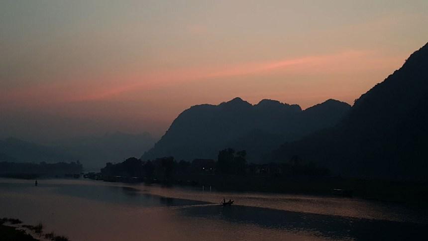 Over the river in Xuân Sơn