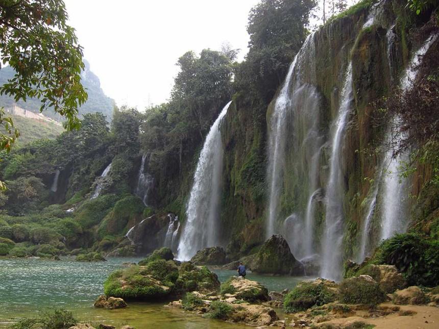 Ban Gioc Falls