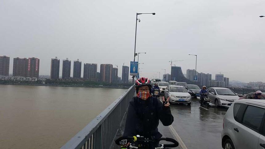 Jiangmen to Zhuhai
