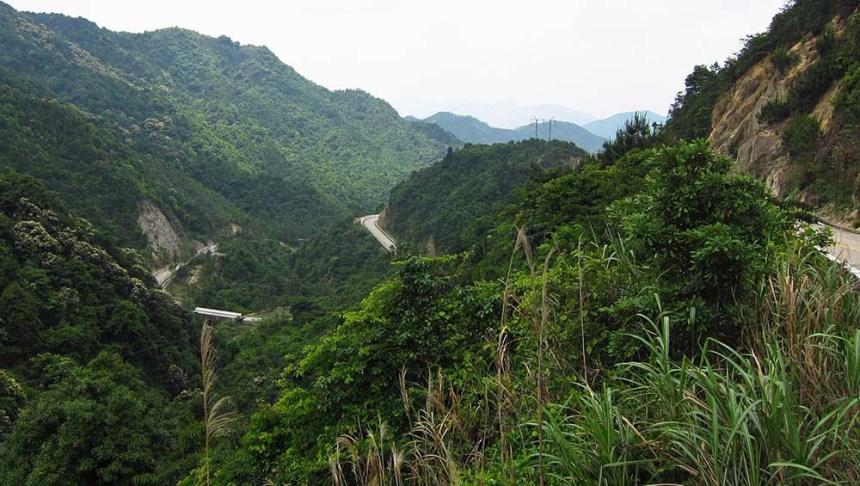 cycling from zhuhai to shantou