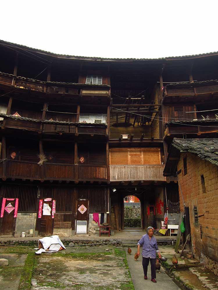 Fujian Tulou Kejia Folk Culture Village