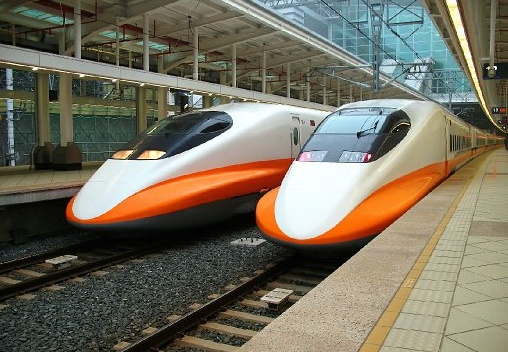 High speed rail, Taiwan