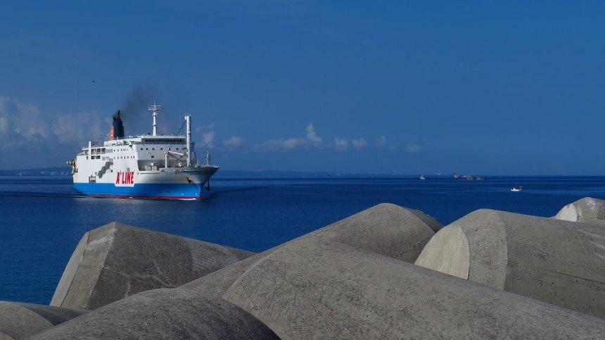 ferry okinawa kagoshima