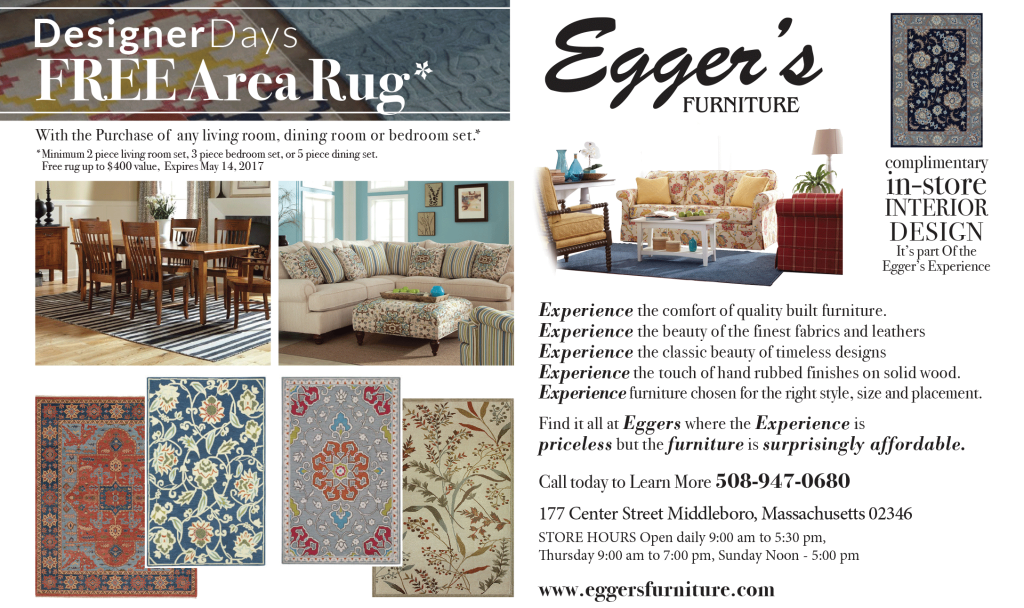 Eggers Furniture Designer Days