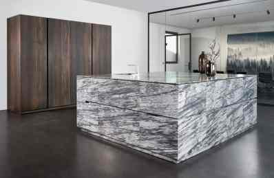 Barrel Oak | Pietra Viva Honed Marble