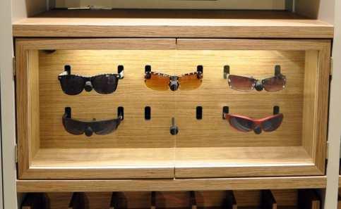 sunglass case in schmalenbach luxury closet