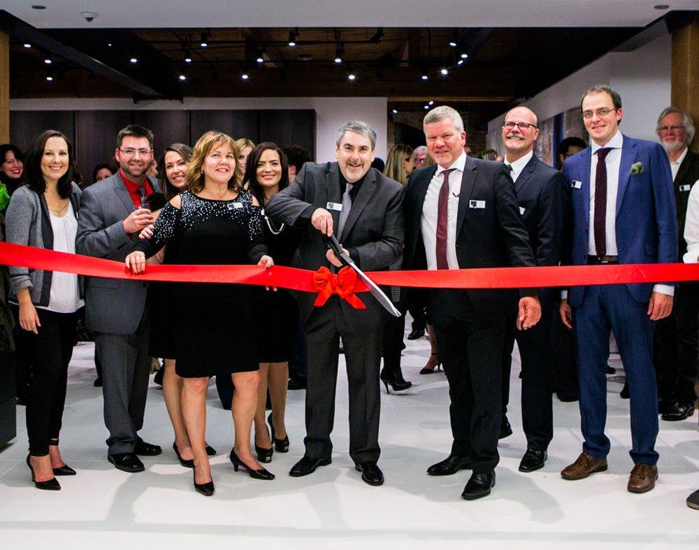 eggersmann celebrates Chicago Grand Opening