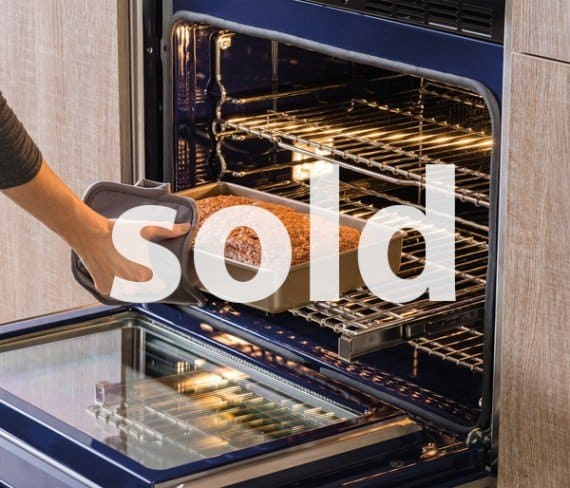 2 wolf ovens – SOLD