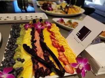 eggersmann fl ceu subzero event fruit plate on buffet