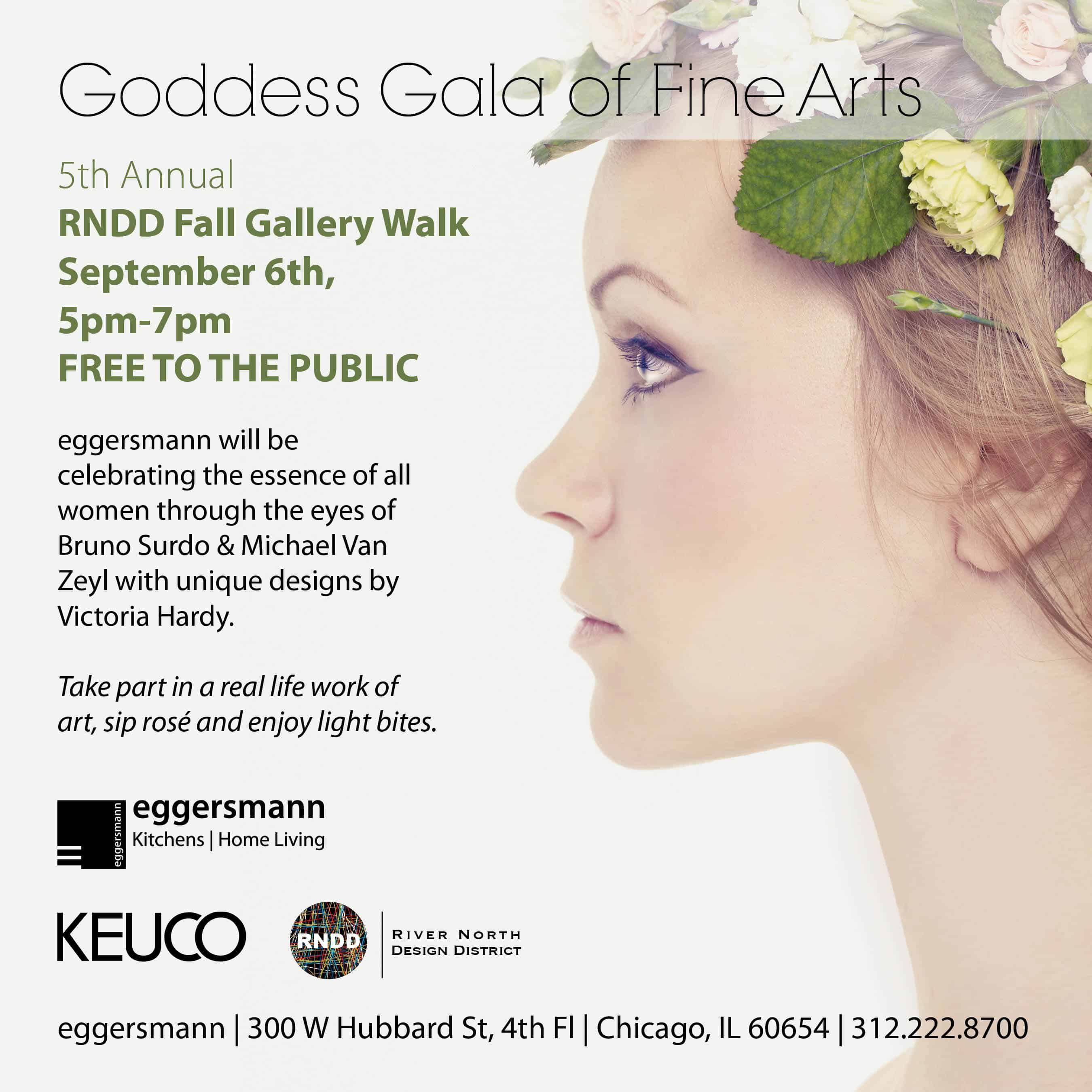 5th Annual River North Design District Fall Gallery Walk
