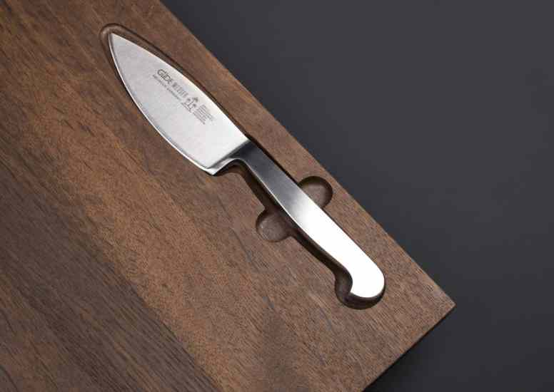 boxtec specialty drawer organizer for a gude messer solingen kappa hard cheese knife