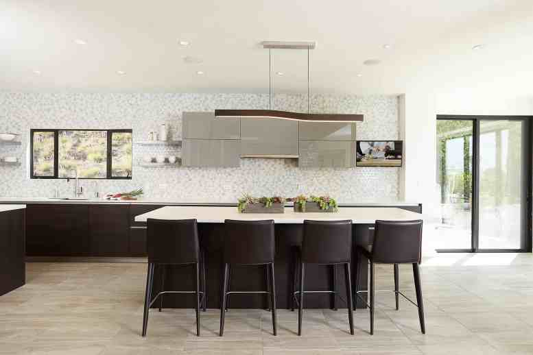 moussa kitchen project completed by eggersmann la