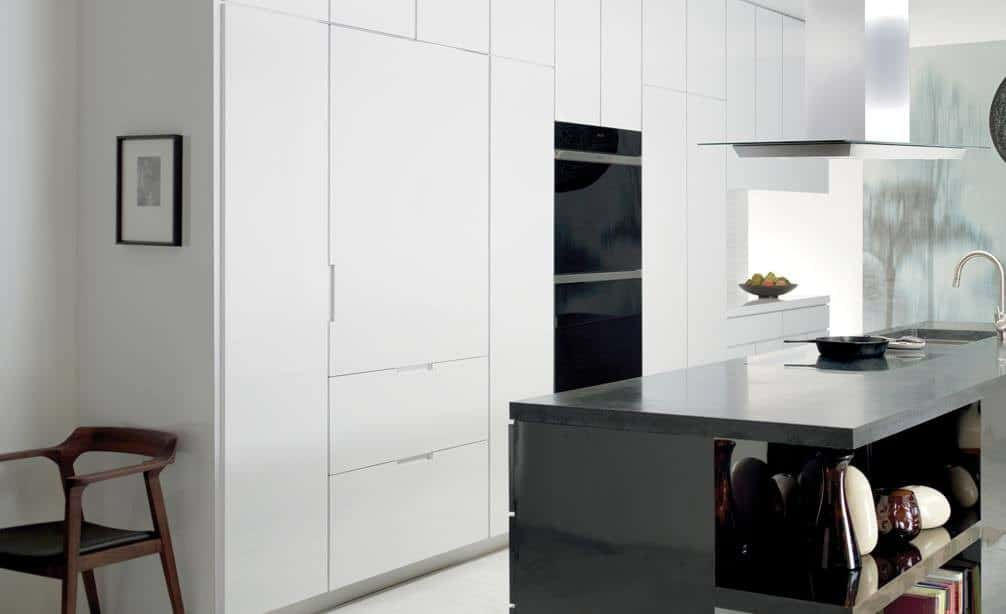 Sub-Zero 36″ Designer Over/Under Refrigerator – RIGHT HINGED – Los Angeles