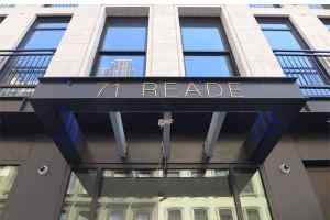 eggersmann designed and installed 18 units for the 71 reade street development in NYC