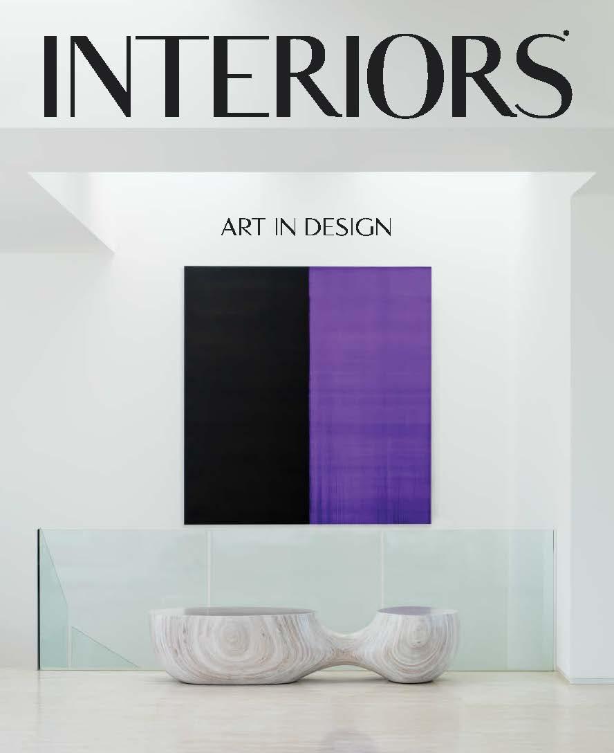 eggersmann Interlink Bronze featured in Interiors Magazine