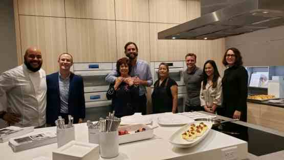 eggersmann design staff and presenters from a january 2020 estate master class at eggersmann la