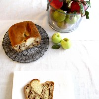 October Daring Bakers--Apple Cinnamon Povitica