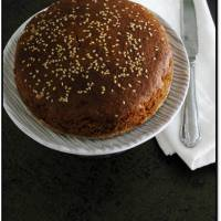 Armenian Nutmeg Cake for a Fabulous Spring Tea Party
