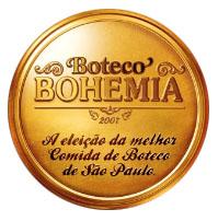 Logo Boteco Bohemia 2007