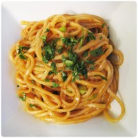 Sweet Sriracha Udon Noodles