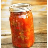 Grandma Rosquist's Chili Sauce