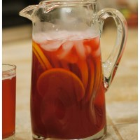 Spiced Cranberry Apple Holiday Punch