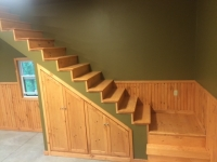 Custom woodworking in your garage