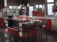 Aristokraft Cabinets at Wood on Tap in New Tripoli