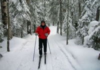 Cross Country Skiing – Good for the Body, Mind and Soul