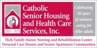 Holy Family Manor Senior Expo