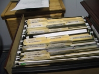 Get Organized - Identifying Your Important Papers