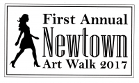 The First Annual Newtown Borough Art Walk