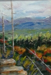 TBT: Smokey Mountains by premier painter Jean Stevens