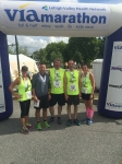 Lehigh Valley Attorneys Run VIA Marathon