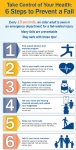 NCOA; 6 Steps to Prevent Falls