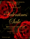 Event: Valentines Sale - Feb 1-14