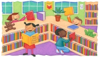 Event: Story Time at Palmer Park Mall - Dec 16 @ 11:00am