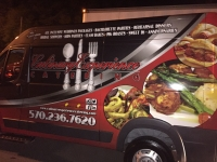 2016 Dodge Promaster 1500, Graphics by Scribbles & Drips