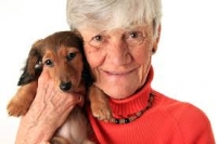 Healing Power of Pets for Elderly People