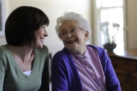 Advice for Caregivers: When Words Don't Count