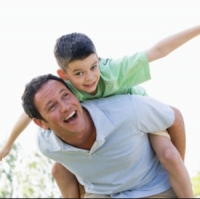 Dads, studies show that you should wrestle with your kids this weekend
