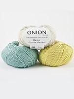 ONION: Hemp+Cotton+Modal,