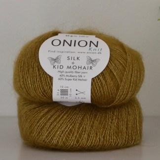 Onion: Silk+Kid Mohair