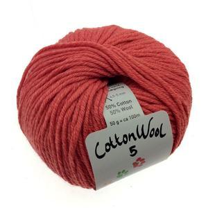 Gepard Garn: CottonWool 5 Organic
