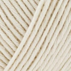 Organic Cotton: Råhvid