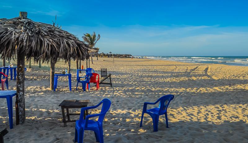Praia do Futuro – Fortaleza