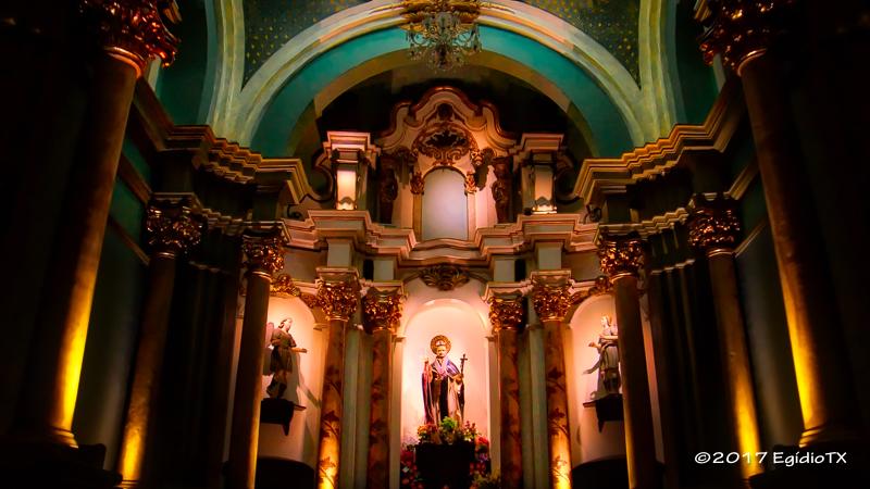 Convento de Santo Domingo, Chapel of San Martin de Porres