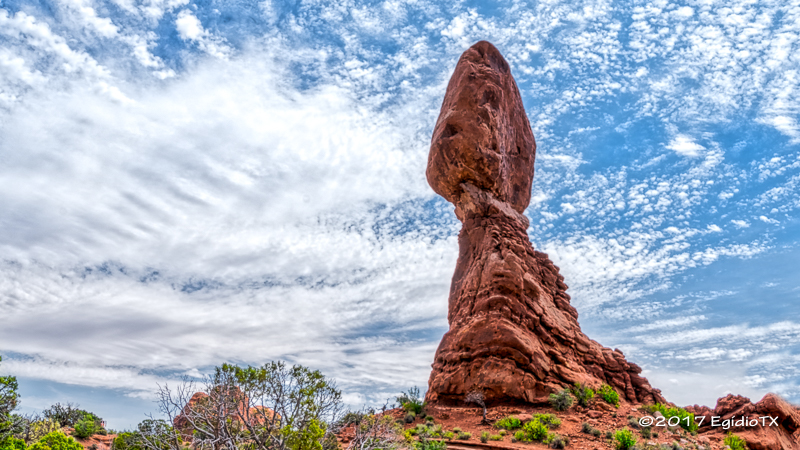 Balanced Rock – Arches NP